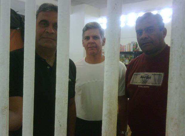 Baudel, Barroso, y Millán